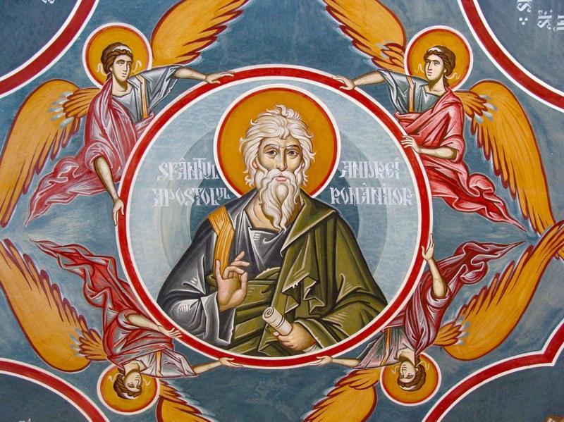 Sarbatoarea Sfantului Andrei