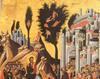 Intrarea Domnului in Ierusalim - drumul spre moarte de bunavoie