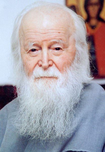 Parintele Sofian Boghiu, duhovnicul Bucurestilor