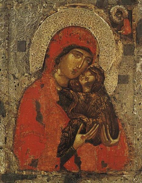 Rugaciunea Sfintei Ana pentru nasterea Maicii Domnului