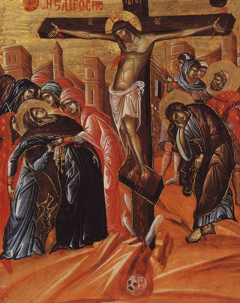Sfanta Cruce, revarsare a mantuirii