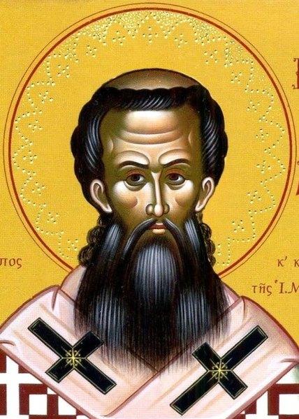 Rugaciuni catre Sfantul Ierarh Visarion, Arhiepiscopul Larisei