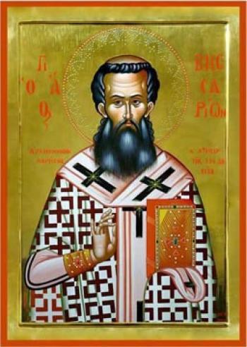 Sfantul Ierarh Visarion, arhiepiscopul Larisei