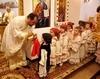 Prezenta pruncilor la Sfanta Liturghie