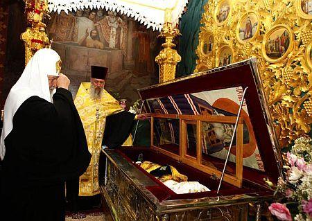 Minunile Sfantului Luca al Crimeii