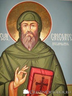 Predica la Sfantul Cuvios Grigorie Decapolitul
