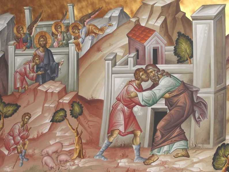 Predica la Pilda Fiului risipitor
