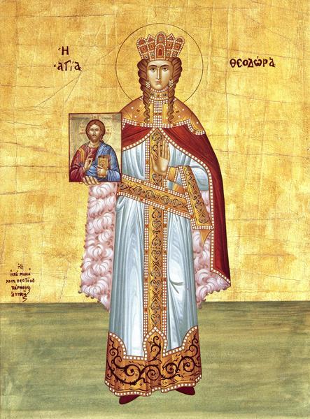Sfanta Teodora regina