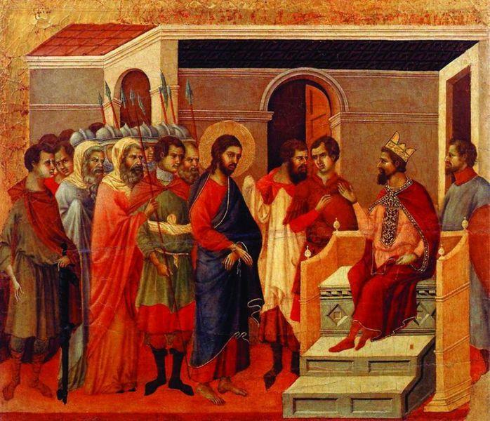 Pilda rabdarii lui Hristos