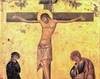 In afara crucii Mantuitorului Hristos, nu...