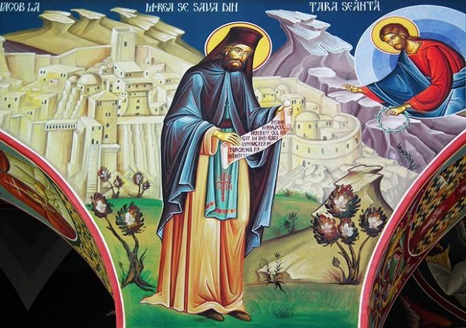Minuni ale Sfantului Ioan Iacob Hozevitul