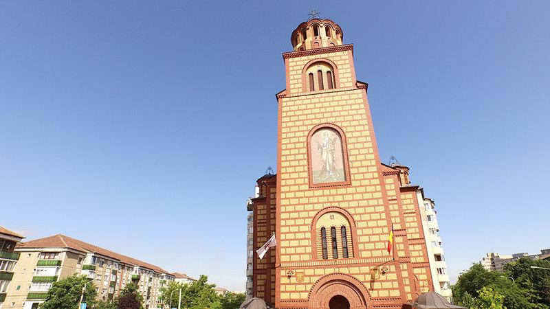 Biserica Sfantul Apostol Andrei din municipiul Oradea
