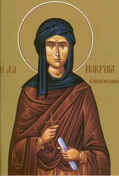 Predica la Sfanta Macrina