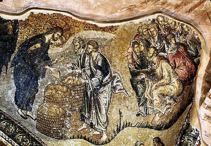 Ganduri la Duminica Inmultirii painilor