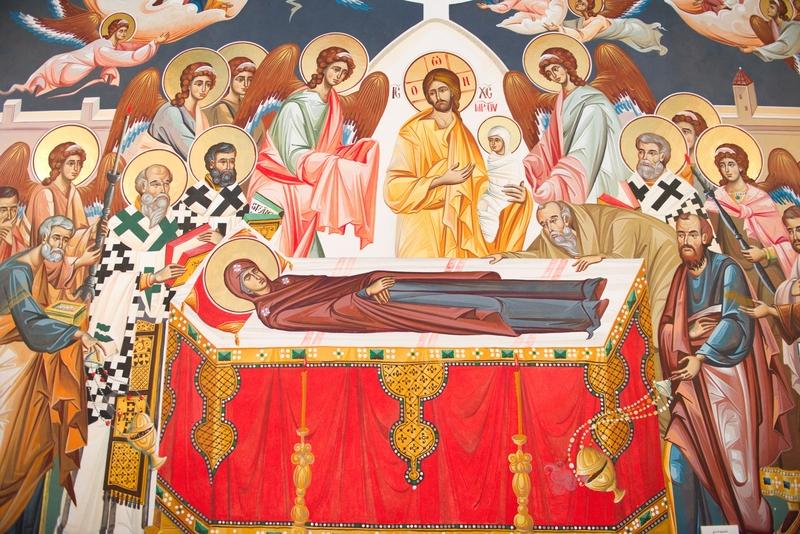 Predica la sarbatoarea Adormirii Maicii Domnului