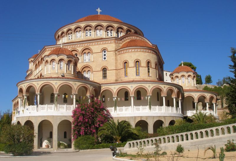 GRECIA: Pelerinaj Sfantul Nectarie 06-12 noiembrie 2018