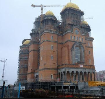 Catedrala Mantuirii Neamului - Simbol al Spiritualitatii noastre Romanesti si al Anului Centenar