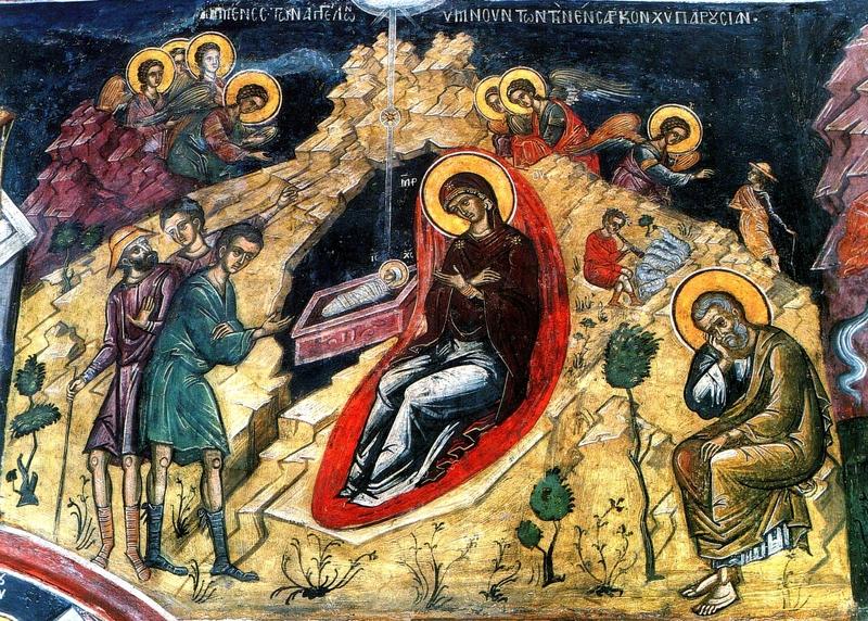 La Nasterea lui Hristos