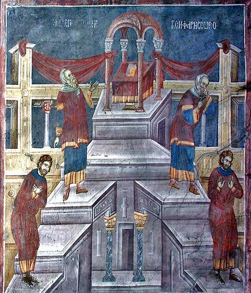 Cuvant de invatatura la duminica vamesului si a fariseului