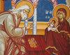Intampinarea Domnului este praznuita pe 2 februarie
