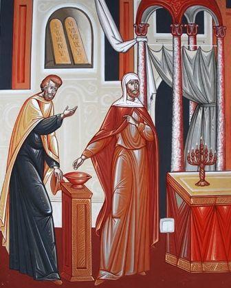 Duminica vestitoare - Duminica Vamesului si a Fariseului
