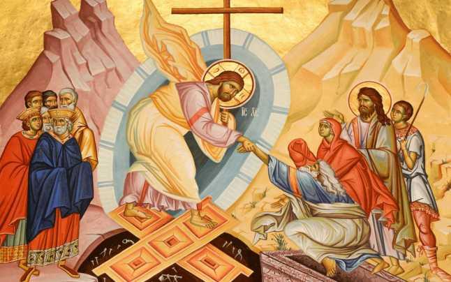 Postul de la Paşti pana la Rusalii