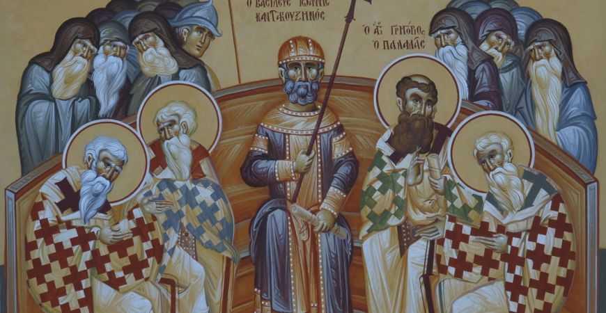 Pilda de credinta a sfintilor, marturie pentru unitate si comuniune crestine