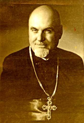 Preotul Vasile Tepordei