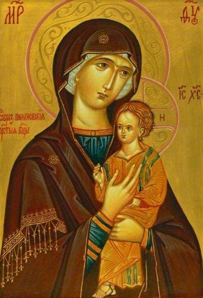 Rugaciune catre icoana Maicii Domnului Pimenovskaia