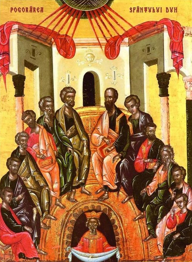 Pogorarea Duhului Sfant - Rusaliile - Cincizecimea