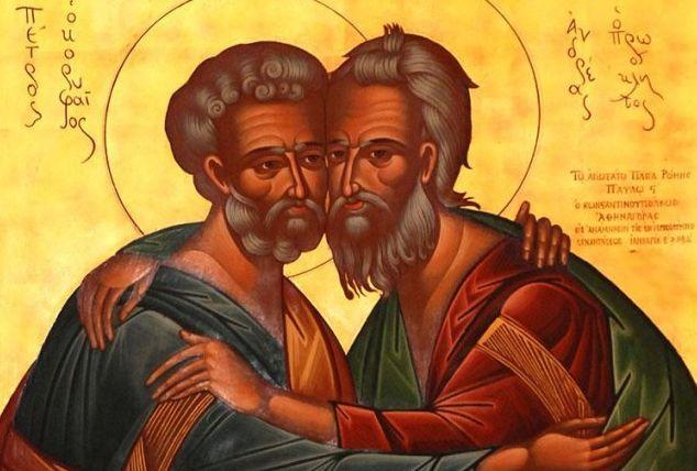 Vremea postului Sfintilor Petru si Pavel