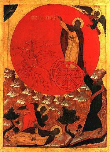 Povatuirile prorocului Ilie