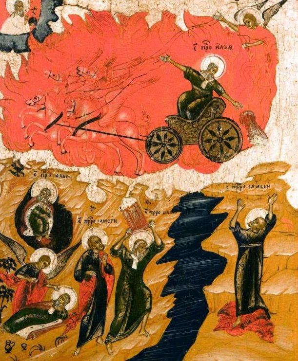 Predica la sarbatoarea Sfantului Proroc Ilie Tesviteanul