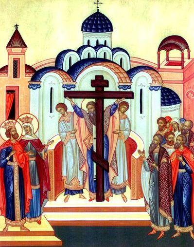 Originea sarbatorii Inaltarii Sfintei Cruci