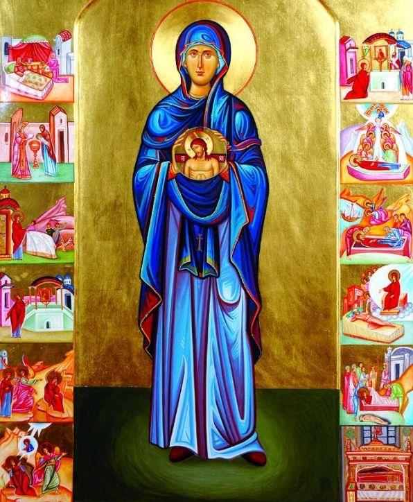 Biserici din Bucuresti cu hramul Sfintei Cuvioase Parascheva