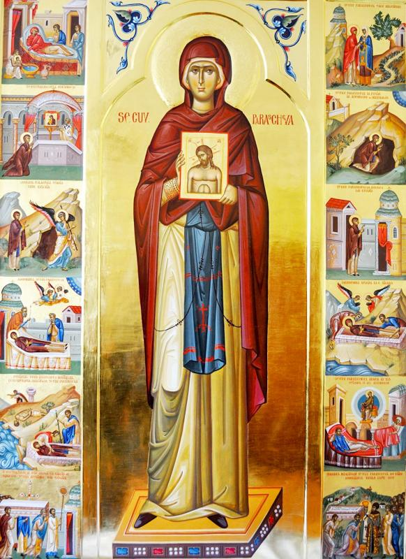 Marea evlavie fata de Sfanta Cuvioasa Parascheva