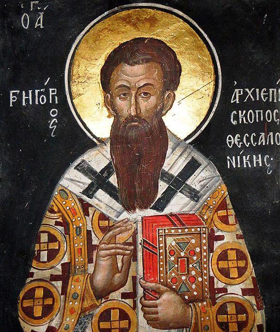Viata Sfantului Grigorie Palama