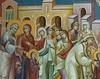 Lucrarea Fecioarei Maria in Sfanta Sfintelor
