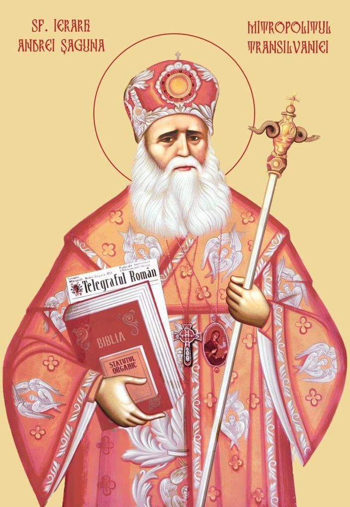 Sfantul Andrei Saguna