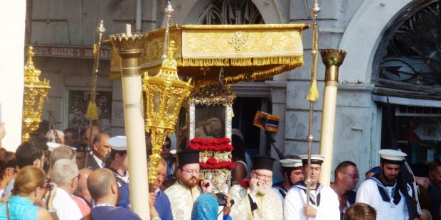 Pelerinaj in Grecia de ziua Sfantului Spiridon 2019