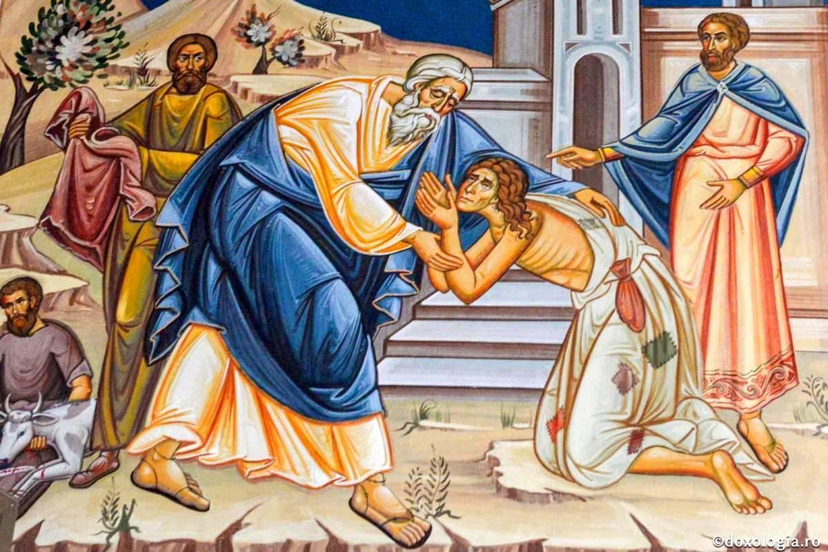Pilda intoarcerii Fiului risipitor