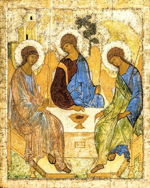 A treia rugaciune catre Dumnezeu si Tatal cel fara de inceput