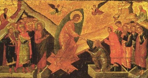 Lasatul secului pentru Postul Sfintelor Pasti