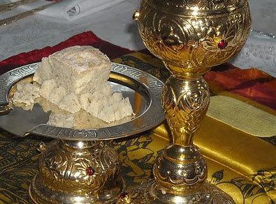 Sfanta Impartasanie si teologia ignorarii ei