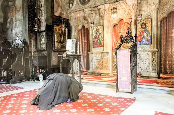 Dumnezeu voieste rugaciunea inimii, nu a buzelor noastre