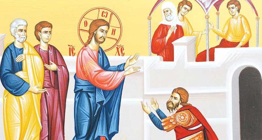 Sa ne folosim duhovniceste unii pe altii