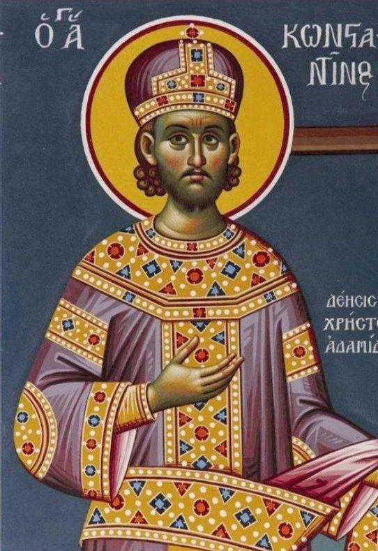 Sfantul Imparat Constantin cel Mare - model de conducator pentru mai marii acestei lumi