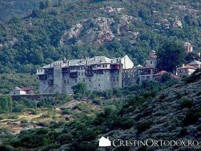 Manastirea Xeropotamu