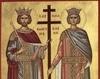Sf. mari imparati Constantin si Elena