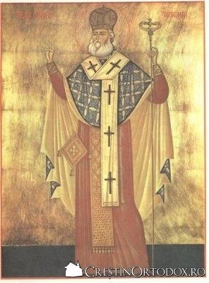 Sf. Ierarh Mucenic Antim Ivireanul